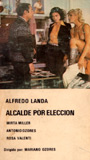 Mirta Miller as NA in Alcalde por elecci�n