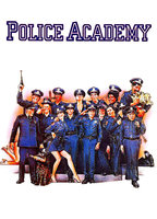 Police Academy boxcover
