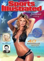 Angela Lindvall as Herself in Sports Illustrated: Swimsuit 2004