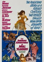 The Amorous Adventures of Moll Flanders boxcover