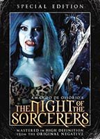Loli Tovar as Carol in The Night of the Sorcerers
