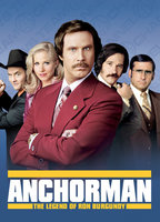 Christina Applegate as Veronica Corningstone in Anchorman: The Legend of Ron Burgundy