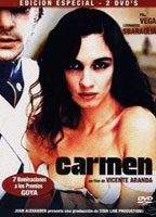 Paz Vega as Carmen in Carmen