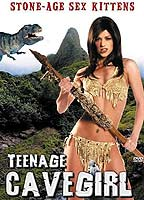 Teenage Cavegirl boxcover