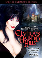 Elvira's Haunted Hills boxcover