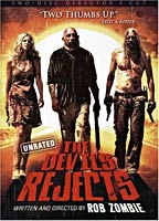 Sheri Moon Zombie as Vera-Ellen 'Baby' Firefly in The Devil's Rejects