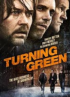Turning Green boxcover