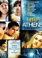 Jill Ritchie as Jessica in Little Athens