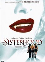 Jennifer Holland as Christine in The Sisterhood
