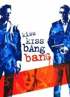 Tanja Reichert as B-Movie Actress in Kiss Kiss Bang Bang