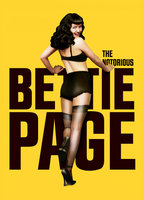 Gretchen Mol as Bettie Page in The Notorious Bettie Page