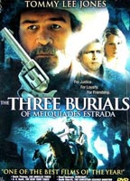 The Three Burials of Melquaides Estrada boxcover