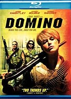 Keira Knightley as Domino Harvey in Domino