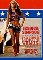 Jessica Simpson as Herself in These Boots Are Made for Walking