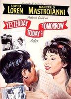 Sophia Loren as Adelina Sbaratti/Anna Molteni/Mara in Yesterday, Today and Tomorrow