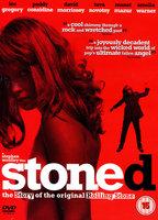 Monet Mazur as Anita Pallenberg in Stoned