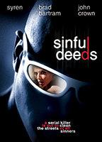 Syren as Julie Baxter in Sinful Deeds