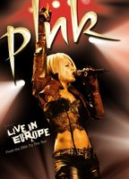 Pink as Herself in Pink: Live in Europe