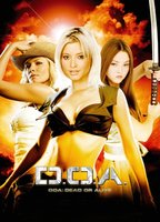 Sarah Carter as Helena Douglas in DOA