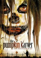 Charity Shea as Rachel in The Pumpkin Karver