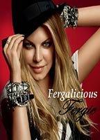 Fergie as Herself in Fergalicious