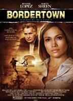 Maya Zapata as Eva in Bordertown