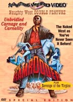 Kathy Williams as Tuwana in The Ramrodder