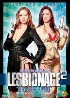 Shay Laren as MJ in Lesbionage 2: Blackstar's Revenge