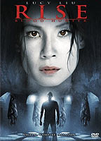 Lucy Liu as Sadie Blake in Rise: Blood Hunter