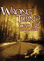 Wrong Turn 2: Dead End boxcover
