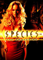 Marlene Favela as Azura in Species: The Awakening