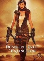Resident Evil: Extinction boxcover