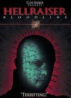 Hellraiser: Bloodline boxcover