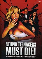 Christina DeRosa as Jamie in Stupid Teenagers Must Die!