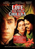 Marcela Mar as America Vicua in Love in the Time of Cholera