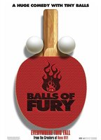 Aisha Tyler as Mahogany in Balls of Fury