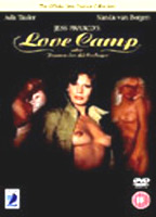Ada Tauler as Angela Delame in Love Camp