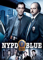 NYPD Blue boxcover