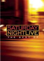 Saturday Night Live boxcover
