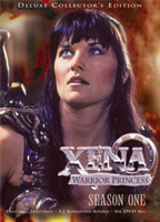 Xena: Warrior Princess boxcover
