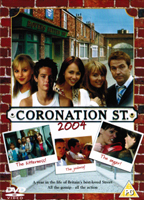 Coronation Street boxcover