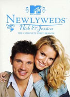 Jessica Simpson as Herself in Newlyweds: Nick & Jessica