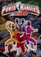 Power Rangers Turbo boxcover