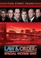 Mariska Hargitay as Olivia Benson in Law & Order: Special Victims Unit
