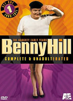 The Benny Hill Show boxcover