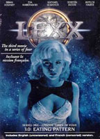 Xenia Seeberg as Xev Bellringer in Lexx