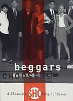 Keegan Connor Tracy as Audrey Malone in Beggars and Choosers
