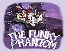 Funky Phantom boxcover