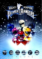 Mighty Morphin' Power Rangers boxcover
