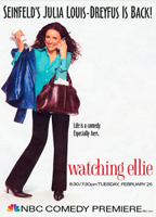 Julia Louis-Dreyfus as Eleanor Riggs in Watching Ellie